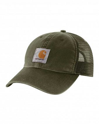 Бейсболка Carhartt USA 100286 Army Green