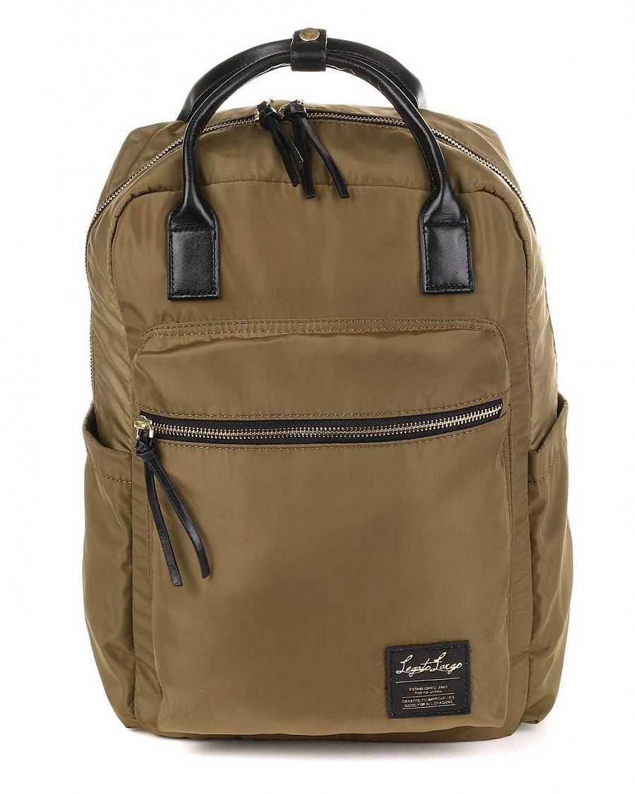 Рюкзак Legato Largo Japan Nylon LH-C1793 Khaki отзывы