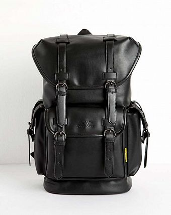 Рюкзак кожаный YellowStone 1022BP (Reindeer Bag) Black
