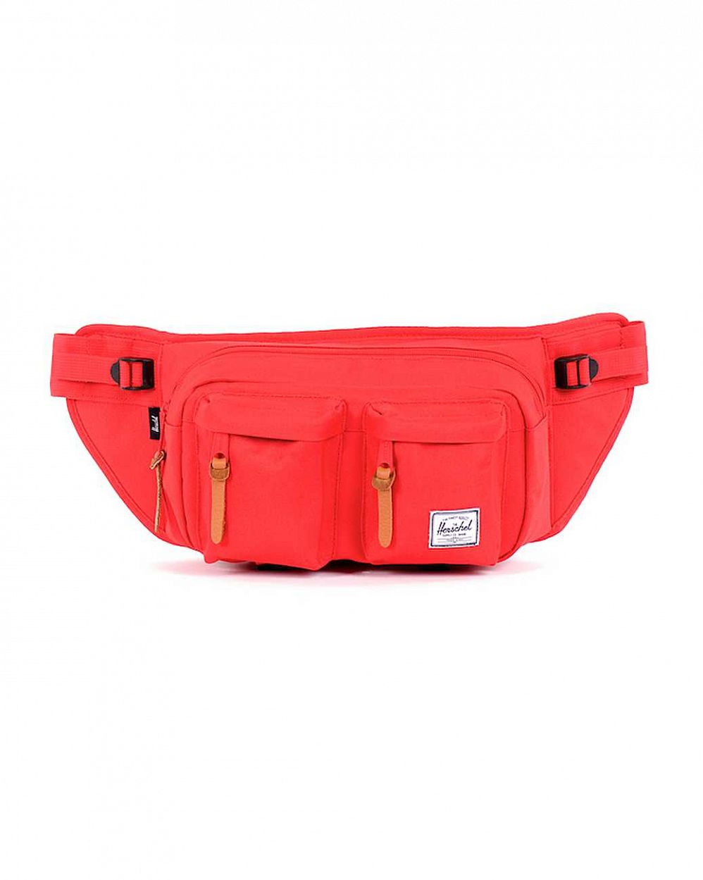 Сумка поясная Herschel Eighteen Red отзывы