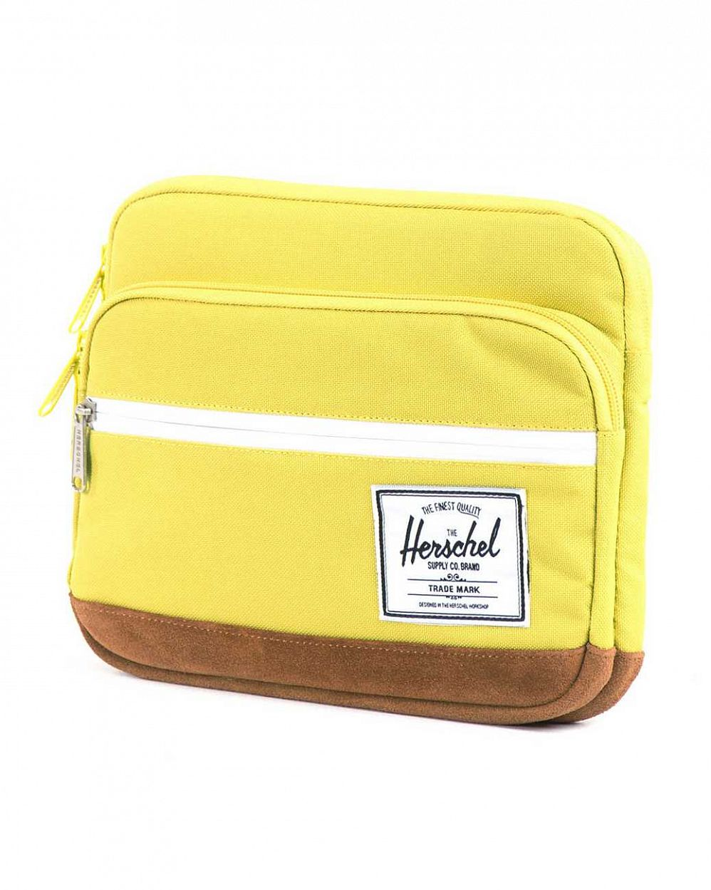 Чехол Herschel Pop Quiz Sleeve для iPad Lime Punch (10057) интернет-магазин в Москве