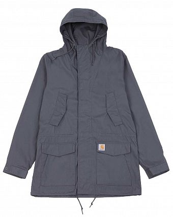 Парка ветровка Carhartt WIP Battle Parka Blacksmith