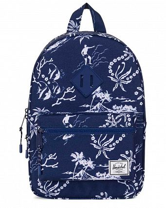 Рюкзак детский Herschel Heritage Kids Blueprint Breakers
