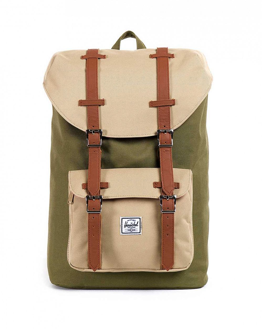 купить Рюкзак Herschel Little America Mid-Volume Army Khaki в Москве