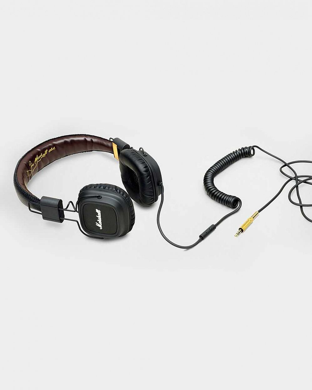 Наушники Marshall Headphones (major) Black Foto в розницу