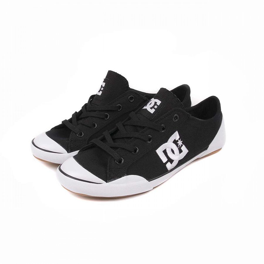 купить Кеды DC Shoes Chelsea Z Low W'S Black White в Москве