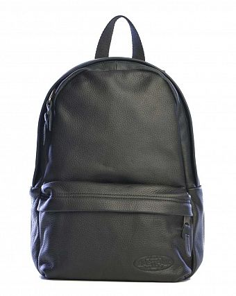 Рюкзак кожаный Eastpak FRICK black leather