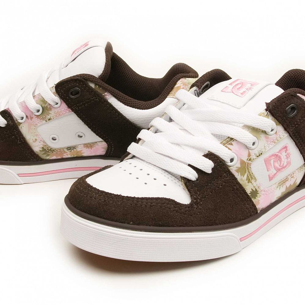 Кеды DC Shoes Pure SE Ladies Shoe Dcwp цена в Москве