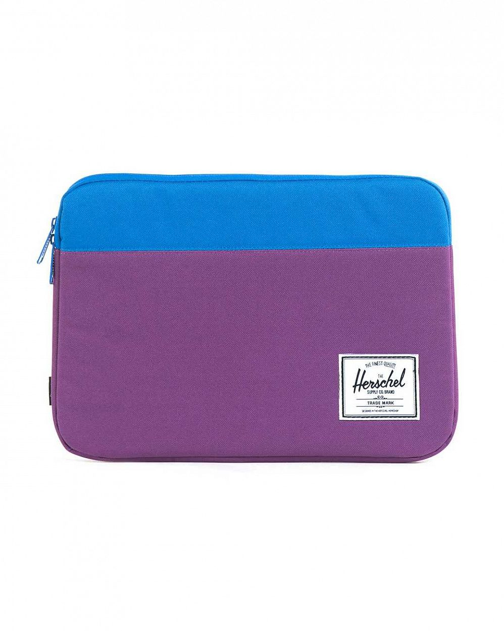 Чехол Herschel Anchor Sleeve для 13'' Macbook Purple Cobalt отзывы