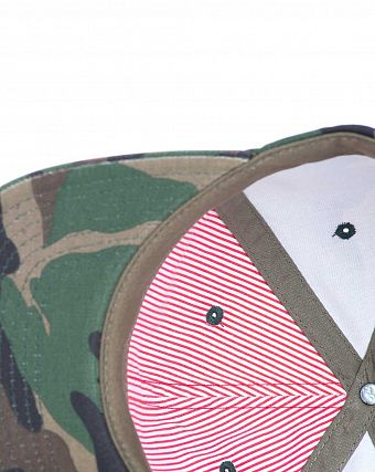 Бейсболка Herschel Supply Co Albert Woodland Camo