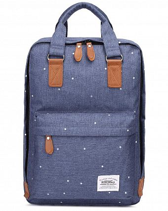 Рюкзак городской Kaukko Authentic Bags Co.Ltd K1007 Navy