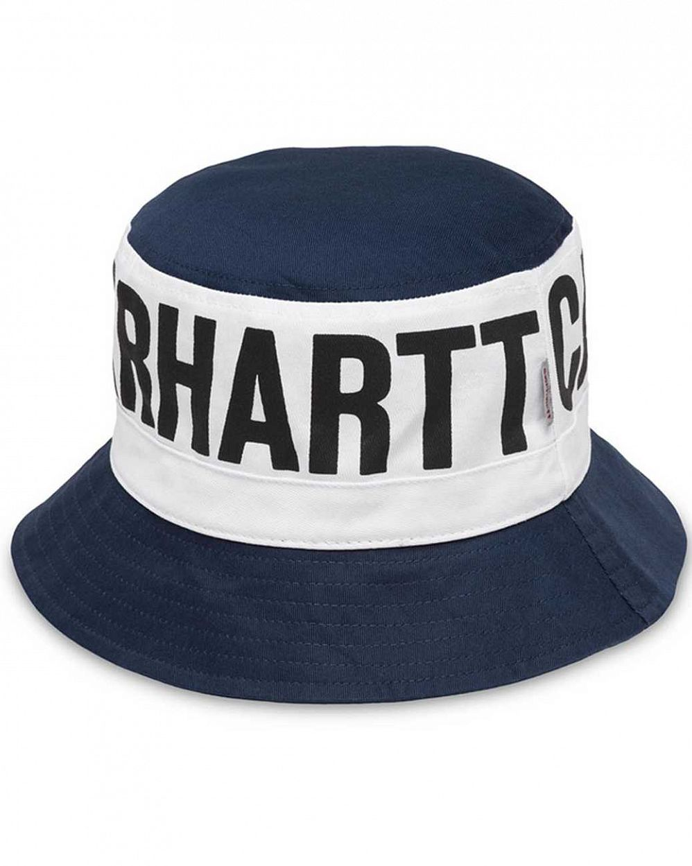 Панама Carhartt WIP Shore Bucket Hat Blue Black отзывы