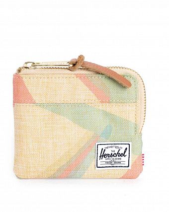 Кошелек Herschel Johnny Natural Portal