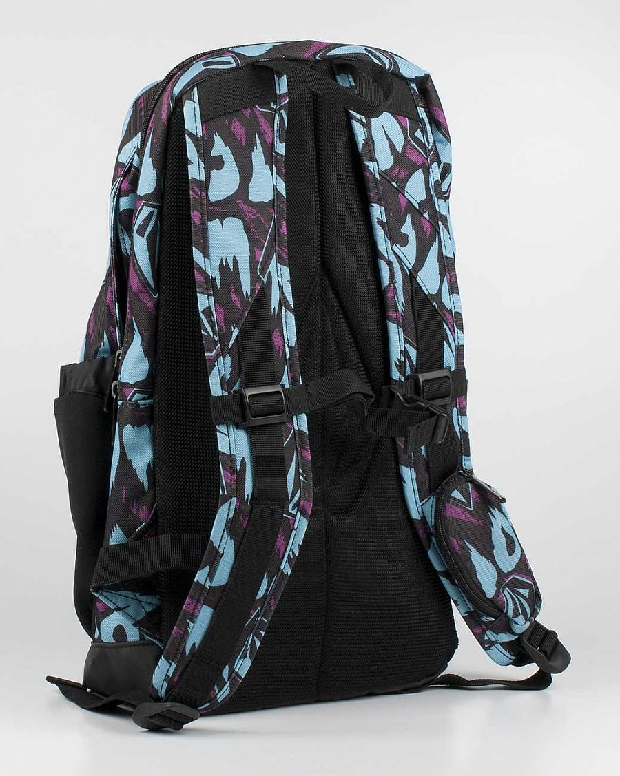 Рюкзак Volcom Triangulation Skate Backpack Turquoise отзывы