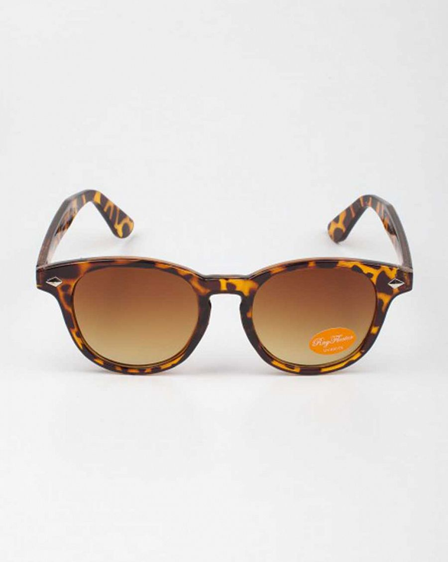 купить Очки Sunglasses Round Vintage Remade Camo Brown в Москве
