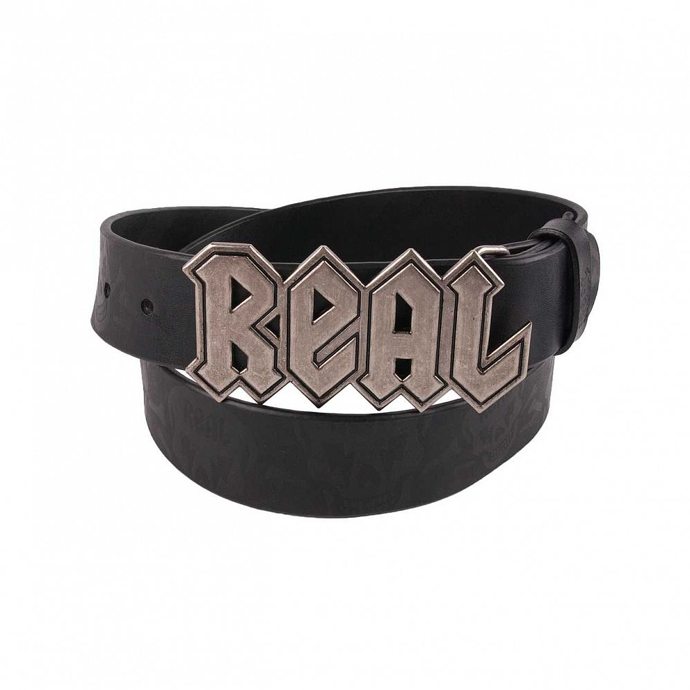 Ремень Real Stay Away Leanher Belt Black отзывы