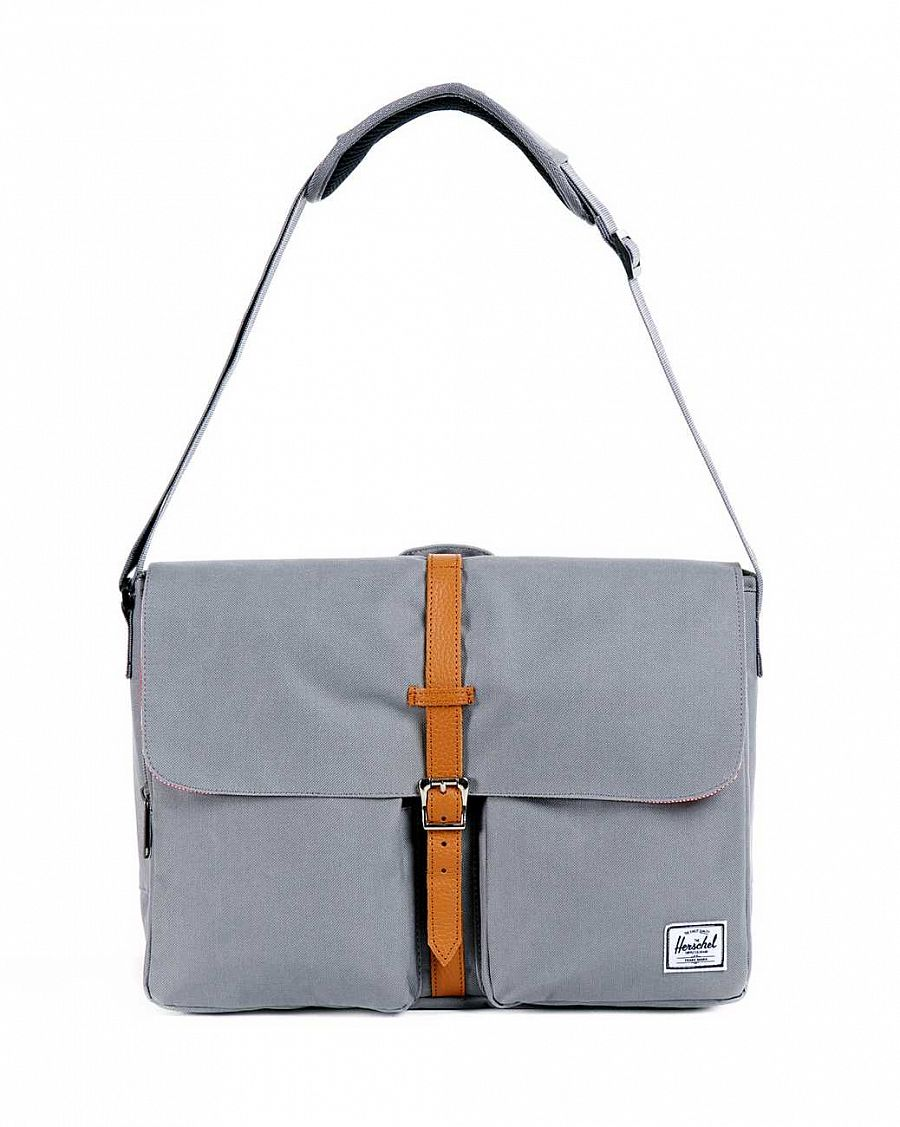 Сумка Herschel Columbia Grey отзывы