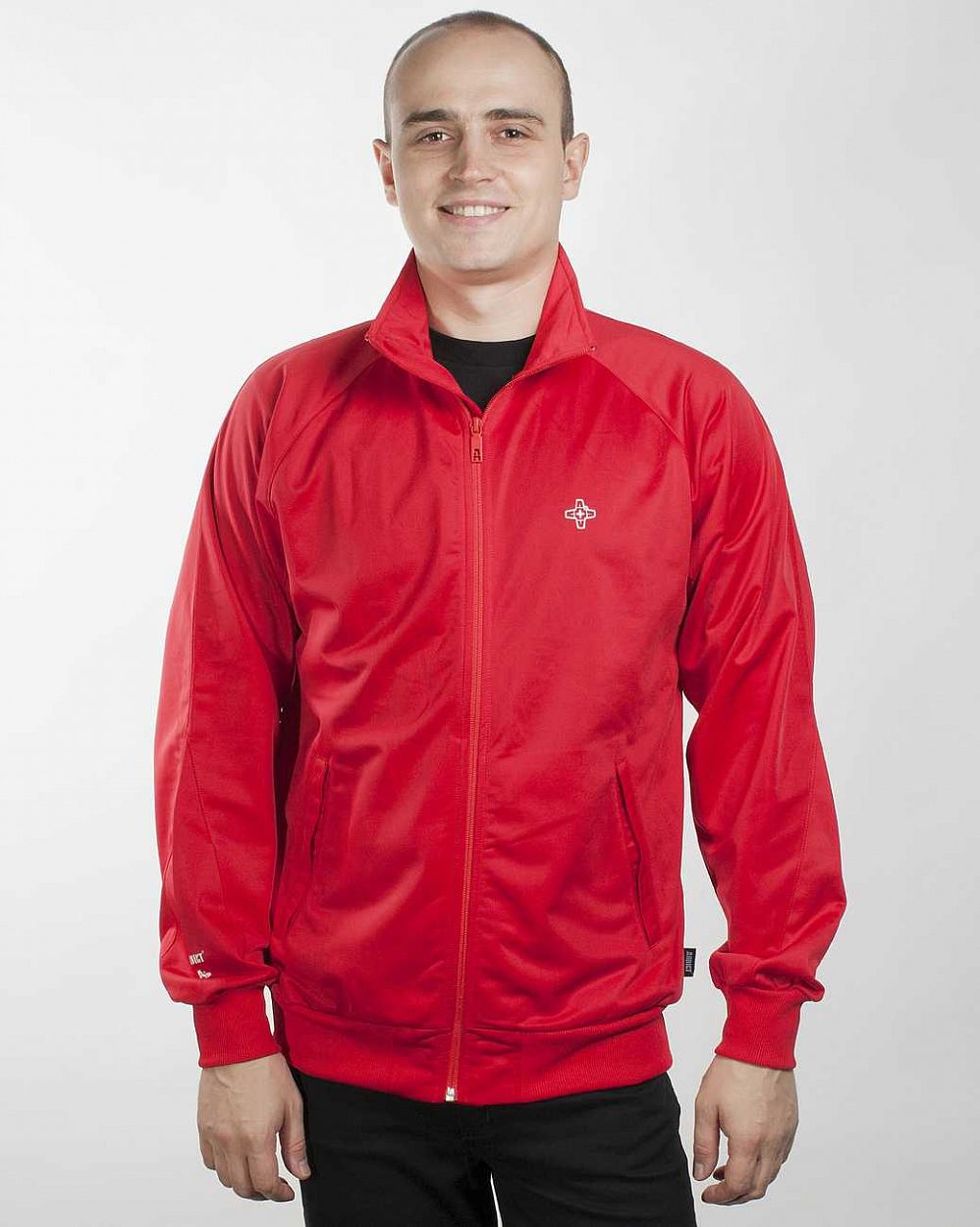 купить Олимпийка Addict Icon Tracksuit Top red в Москве
