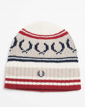 Шапка Fred Perry C5102 180 Beanie
