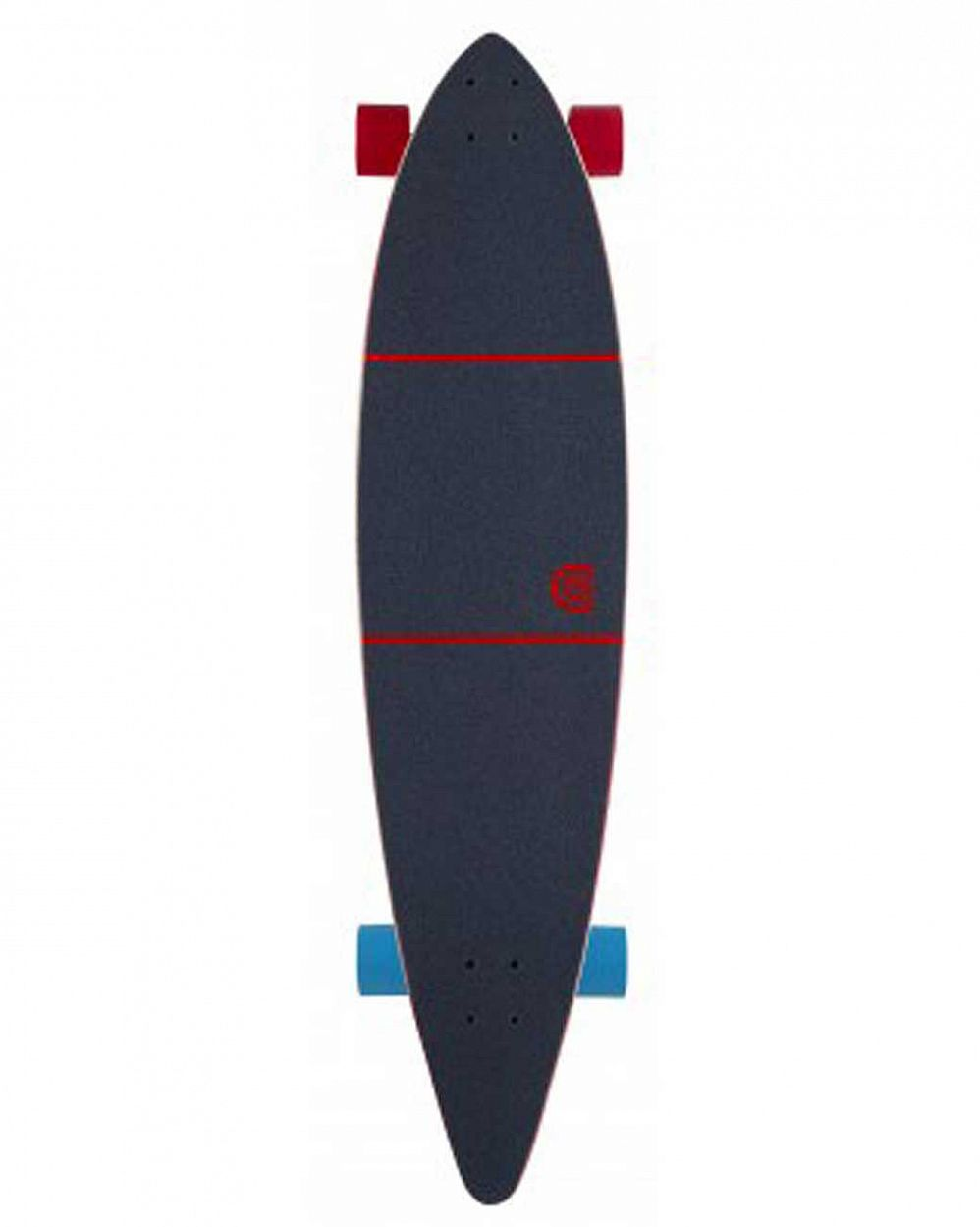 Лонгборд Gold Coast Longboards Standard Red цена в Москве