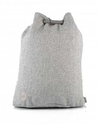 Рюкзак-мешок холщовый Mi-Pac Premium Swing Sack Bag crepe grey