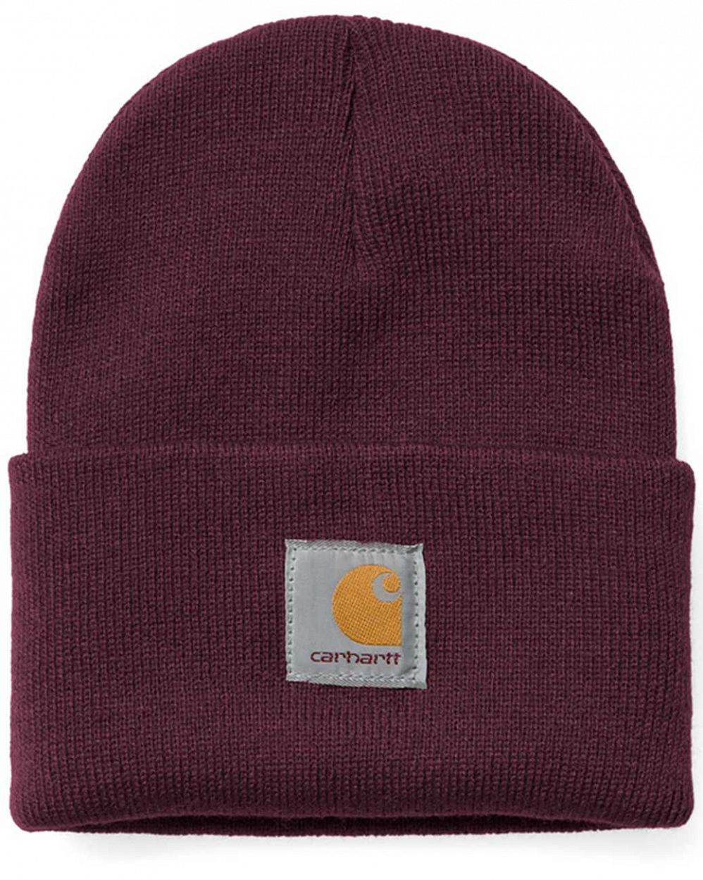 Шапка Carhartt WIP Made USA Watch Hat Burnt Umber отзывы