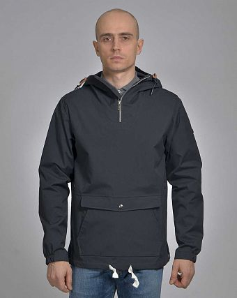 Анорак водоотталкивающий Loading City Anorak Navy