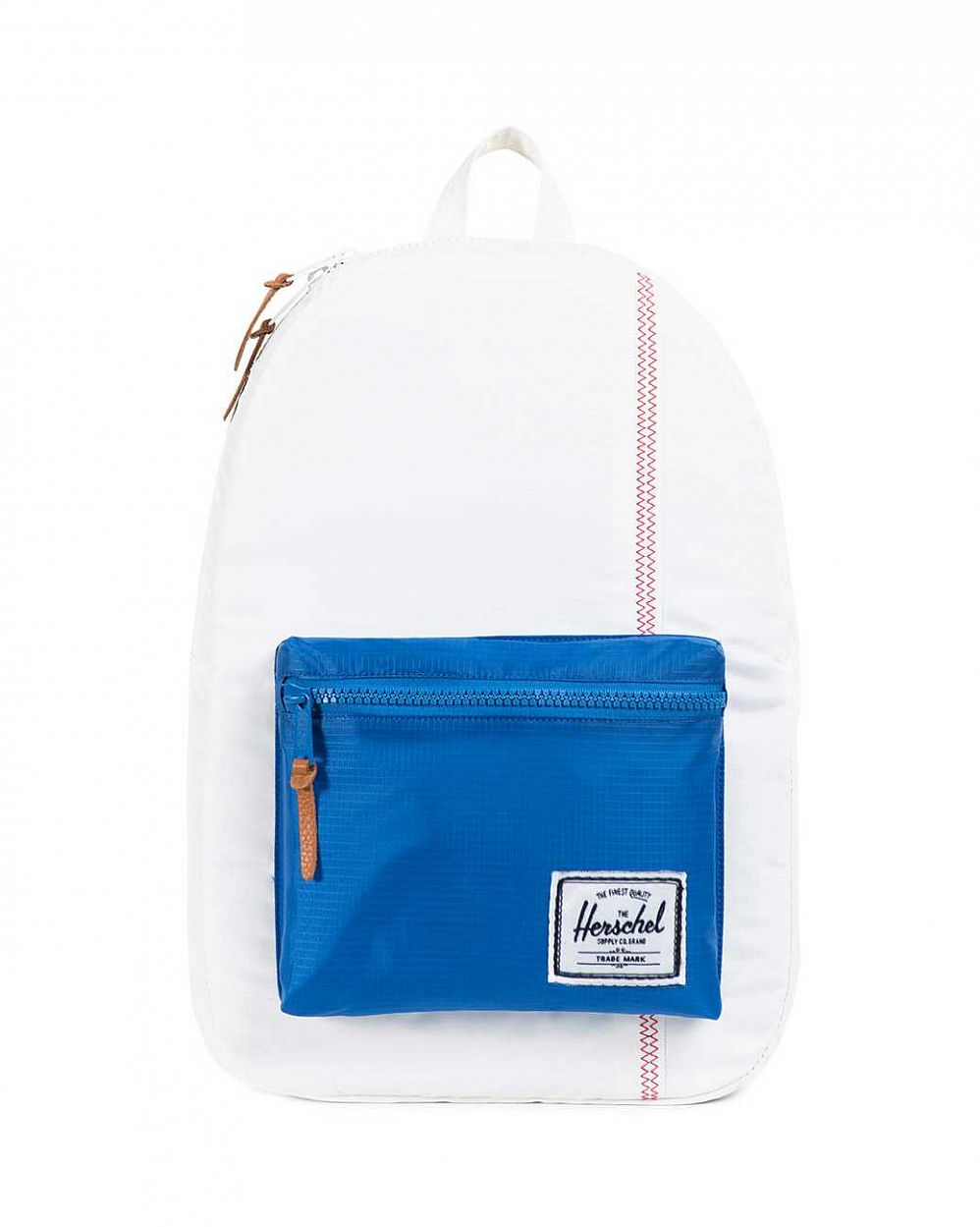 Рюкзак Herschel Settlement White Regatta Blue Cardinal Yellow отзывы