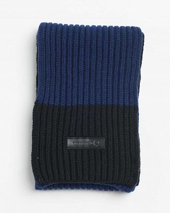 Шарф 100% шерсть Stighlorgan Codey Wool Navy