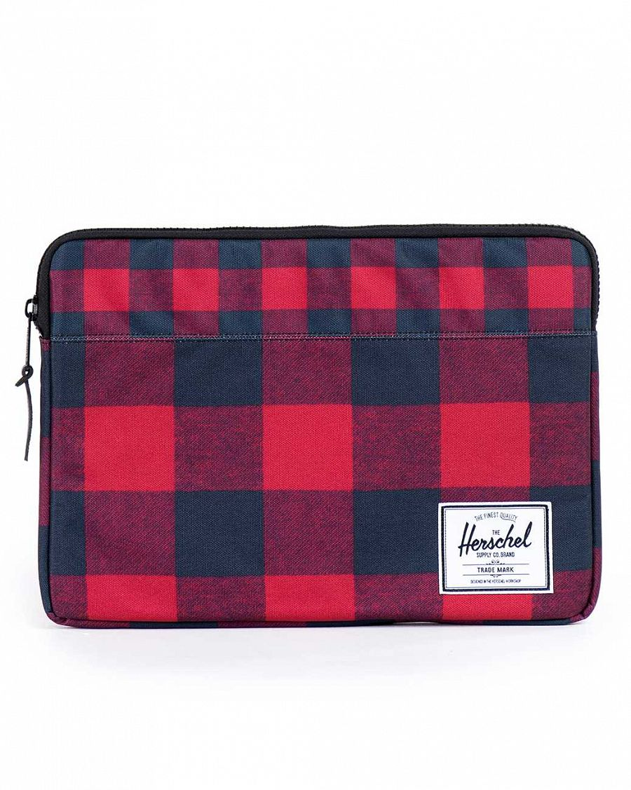 Чехол Herschel Anchor Sleeve для 13'' Macbook Buffalo Plaid отзывы