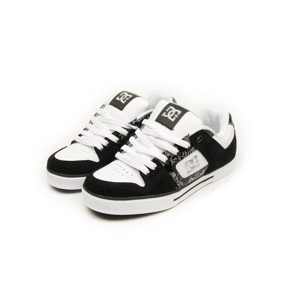 Кеды DC Shoes Pure SE Ladies Shoe Bwar отзывы