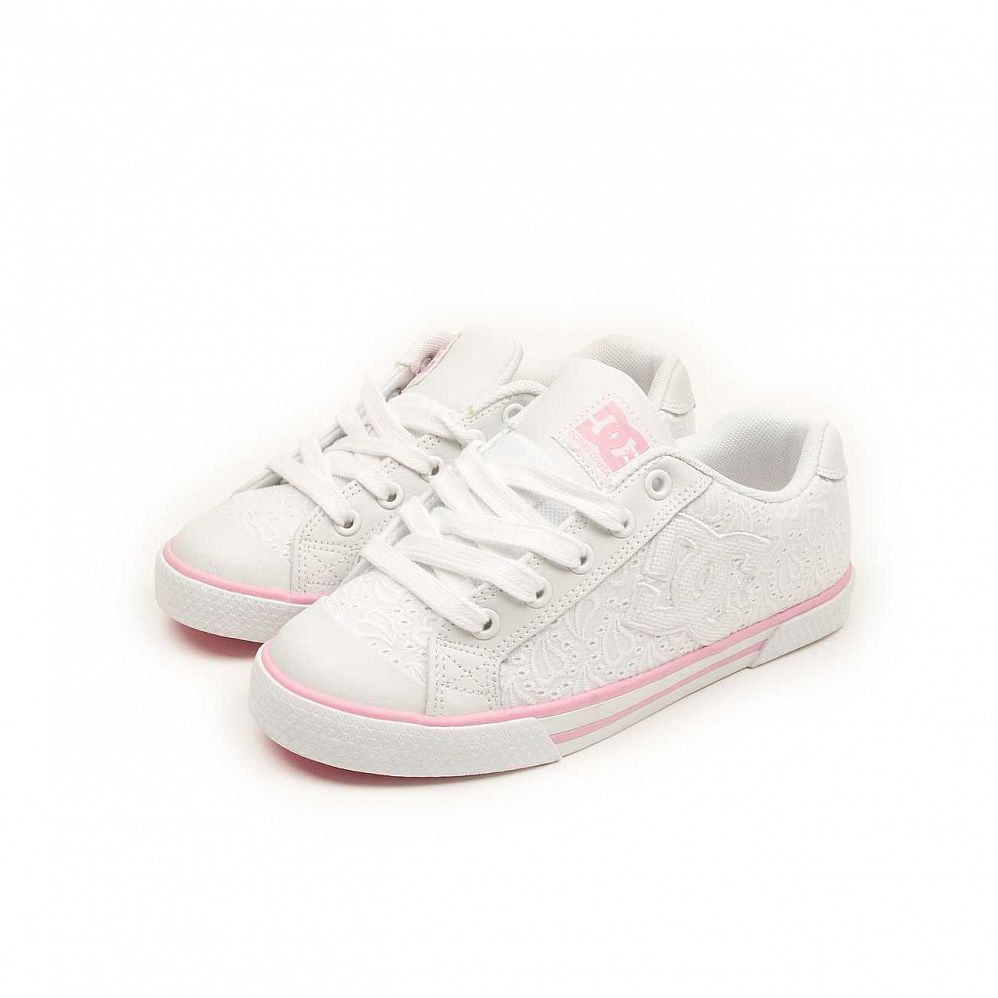 купить Кеды DC Shoes Chelsea W'S White White в Москве