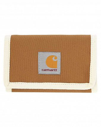 Кошелек Carhartt WIP Watch Wallet Hamilton Brown