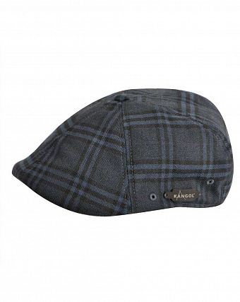 Кепка Kangol K1779CO Plaid 504 Cap Brunel Plaid