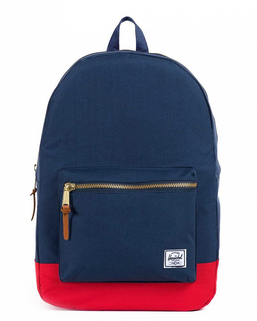 Рюкзак Herschel Settlement Navy Red Red отзывы
