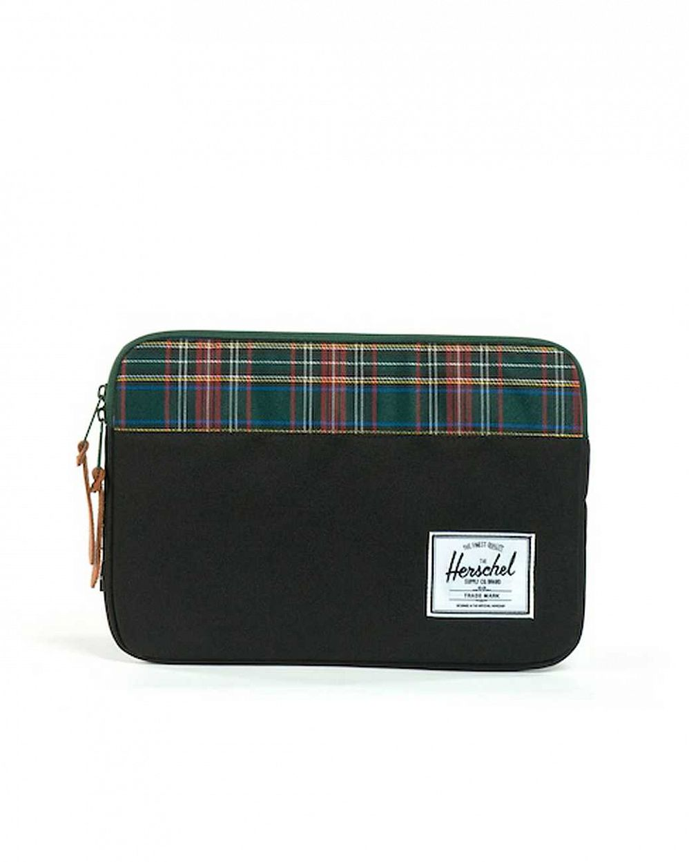 Чехол Herschel Anchor 11 AirBook Sleeve Black Tartan отзывы