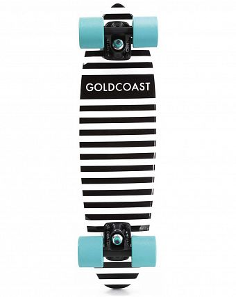 Пенни борд рыбка Gold Coast Longboards Conflict Mod