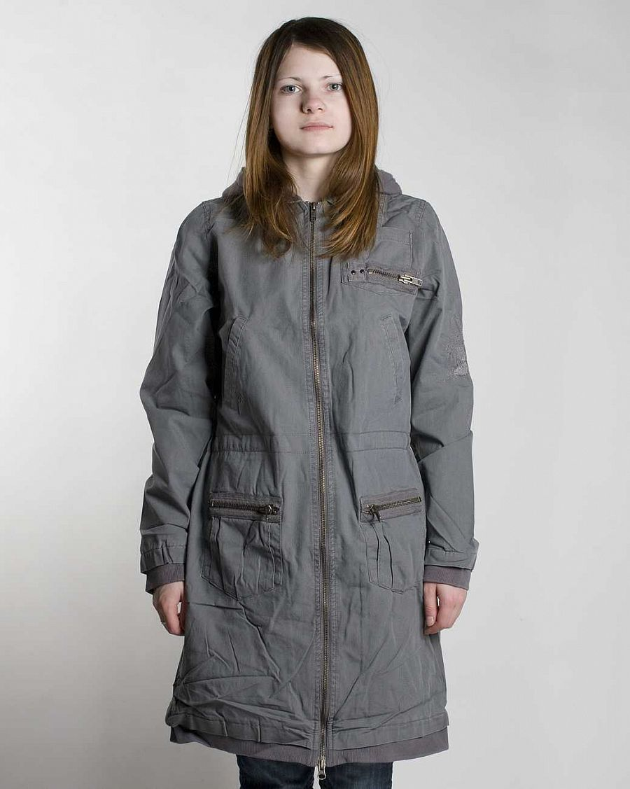Ветровка Volcom ws Rebel Yell Parka Jacket Gry отзывы