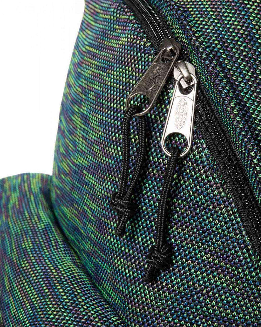 a8de8ee1e490 Рюкзак городской Eastpak Padded Pak'R Knitted Green отзывы; 2; 2; 2 ...
