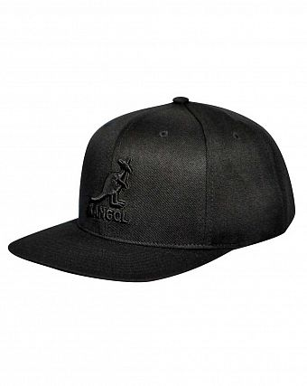 Бейсболка Kangol Championship Links Adjustable Black Black