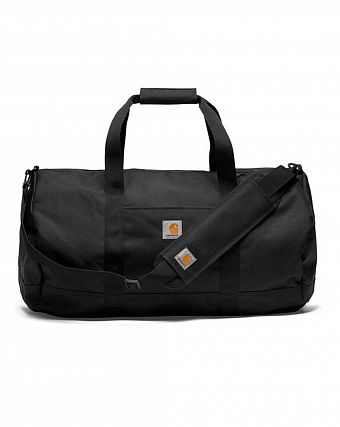 Сумка спортивная Сarhartt WIP Wright Duffle Bag Black