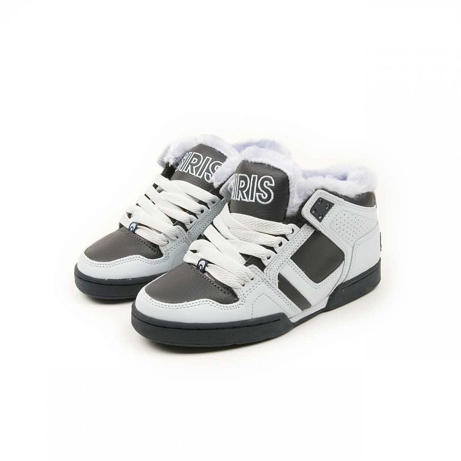 Кеды Osiris South Bronx Sherling Grey Charcoal отзывы