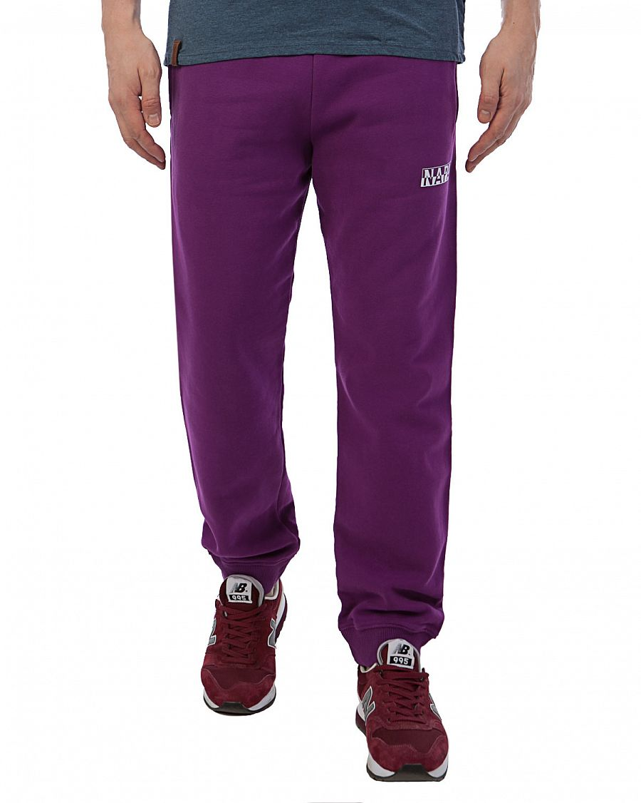 Спортивные штаны Napapijri Sweat Pant Purple отзывы