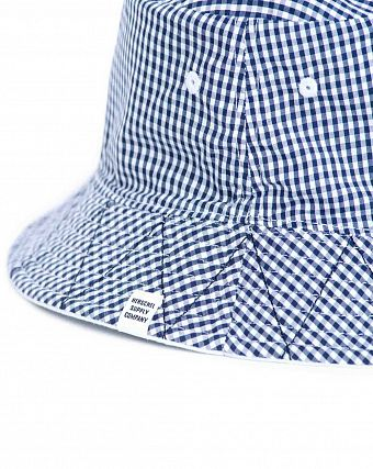 Панама Herschel Supply Co Lake White Navy Gingham