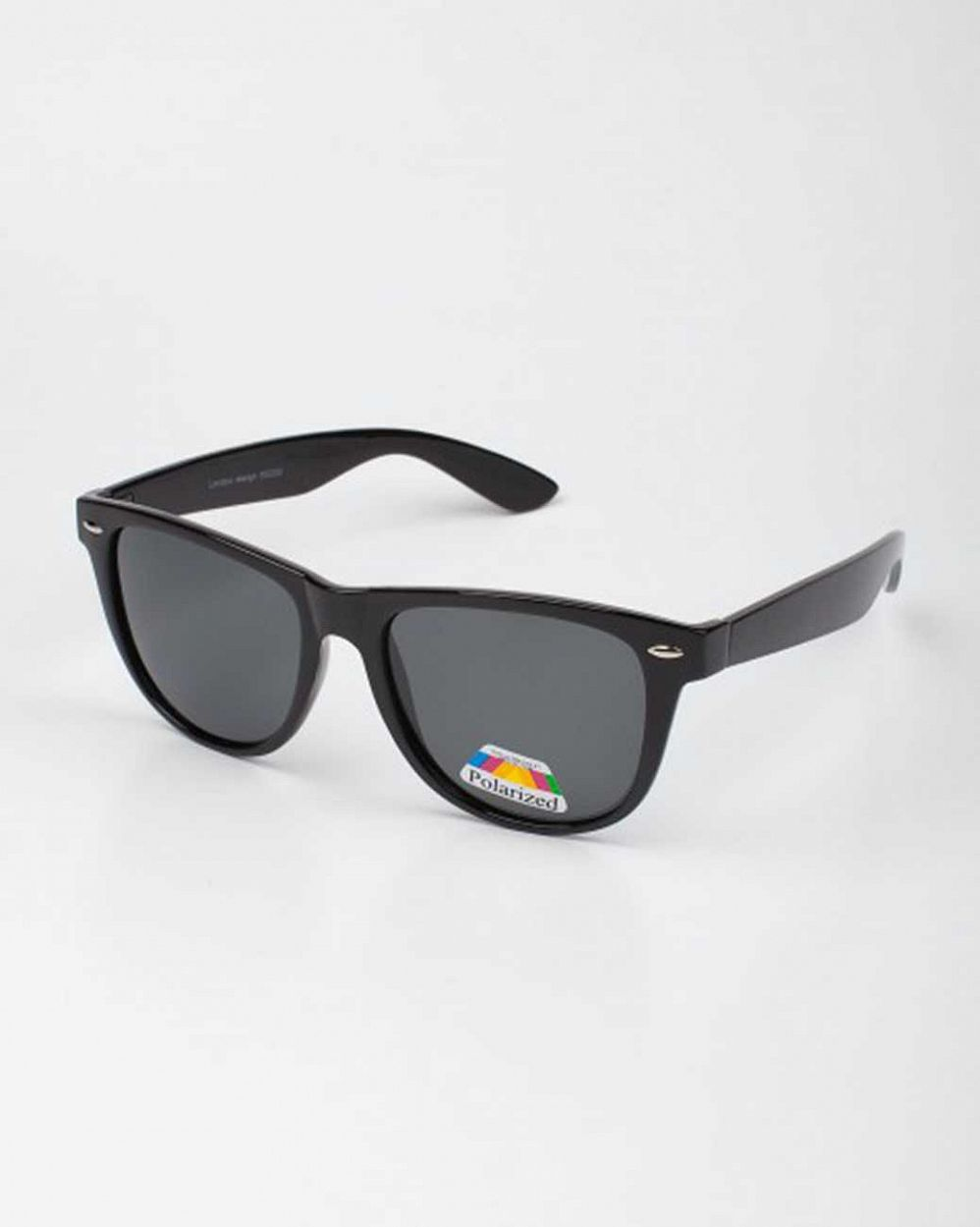 Очки Sunglasses Classic Wayfarer Polarized Black цена в Москве