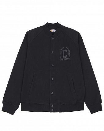 Куртка бомбер Carhartt WIP Mill 89 Jacket Black Black
