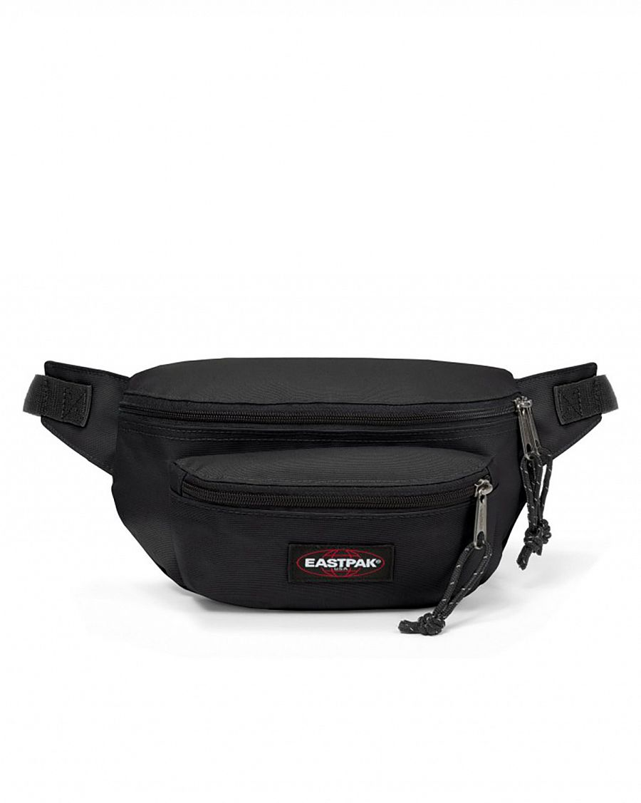 Сумка на пояс Eastpak Doggy Bag Black отзывы