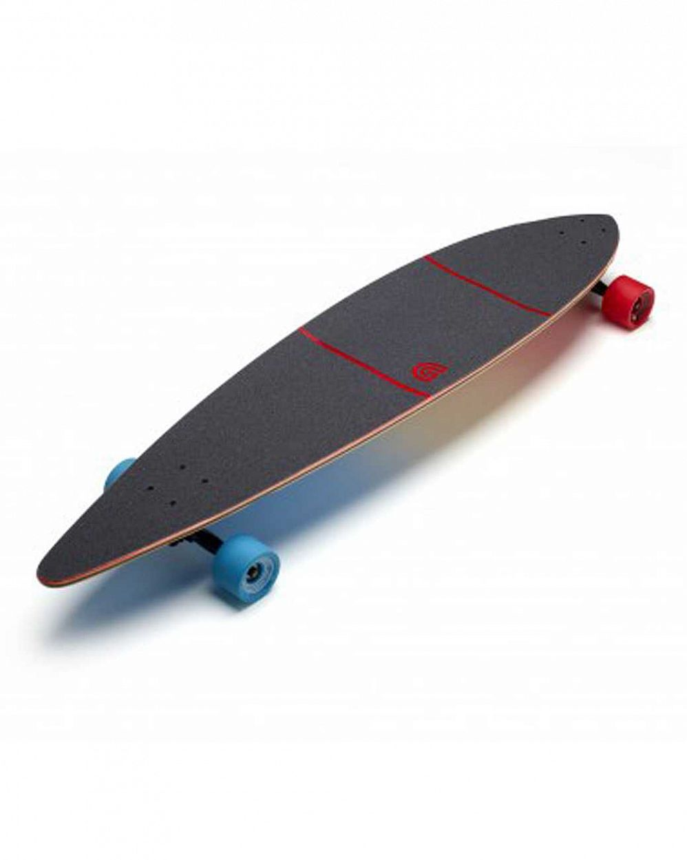 Лонгборд Gold Coast Longboards Standard Red купить в интернете