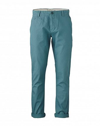 Чиносы Knowledge Cotton Apparel Twisted Twill Chinos brittany blue