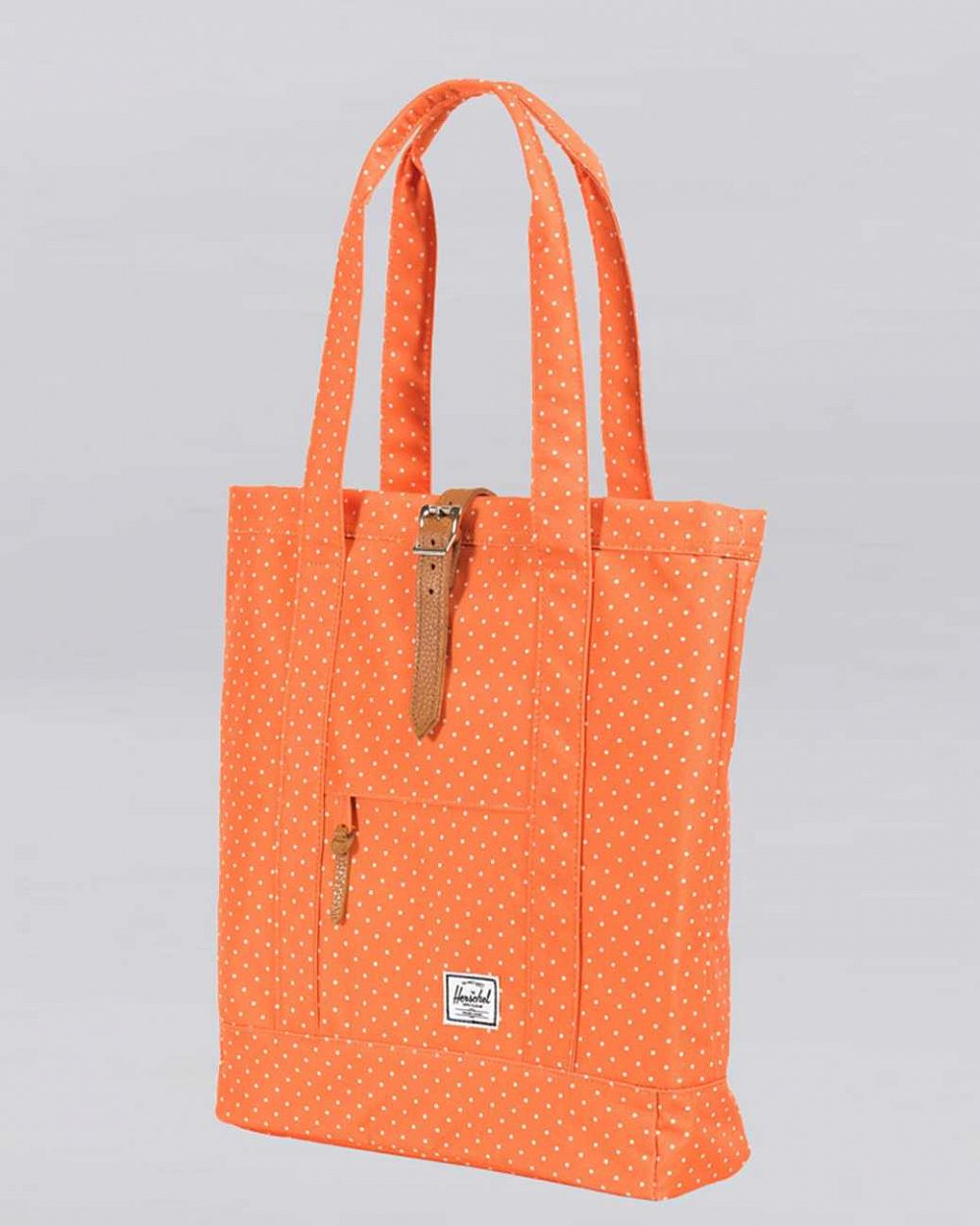 Сумка herschel market orange polka dot отзывы